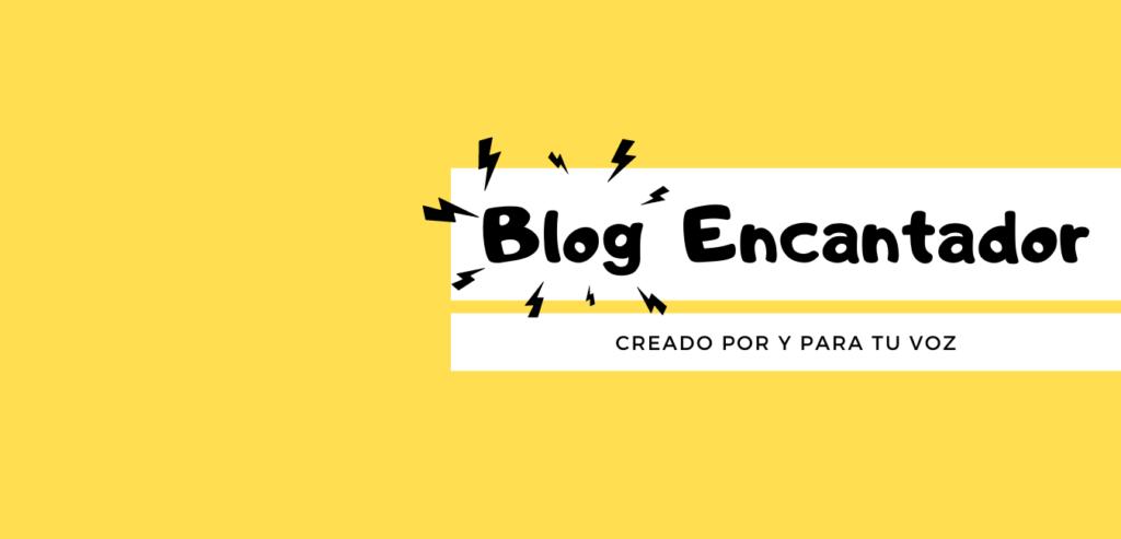 encantar con tu voz portada blog encantar